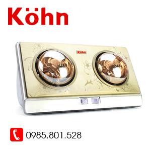 Đèn sưởi Kohn KN02G