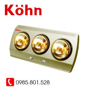 Đèn sưởi Kohn KN03G