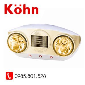 Đèn sưởi Kohn KU02PG