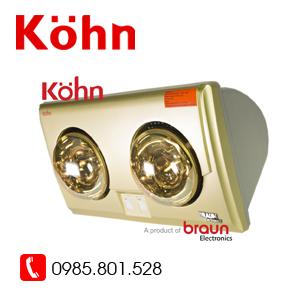 Đèn sưởi Nhà Tắm Kohn KU02G